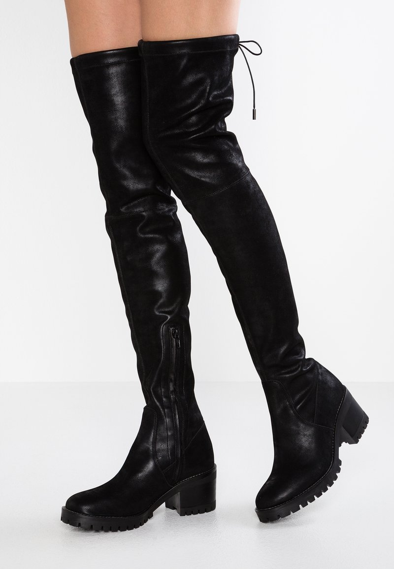 Liu Jo Jeans - TINA  - Overknees - black