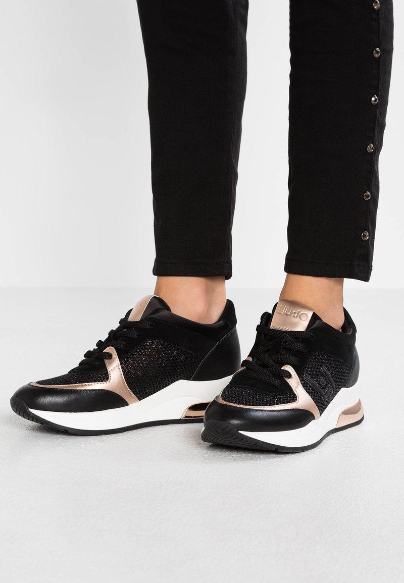 Liu Jo Jeans - KARLIE  - Sneakers - black