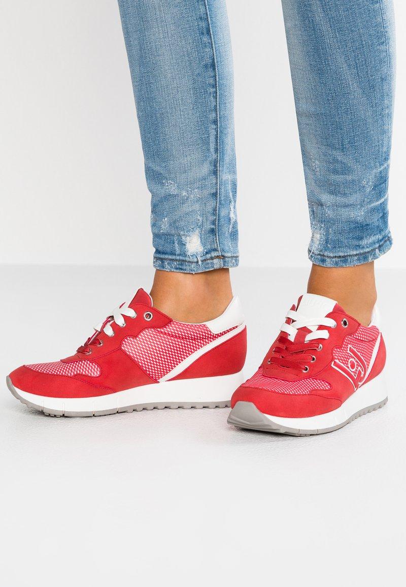 Liu Jo Jeans - GIGI - Trainers - red