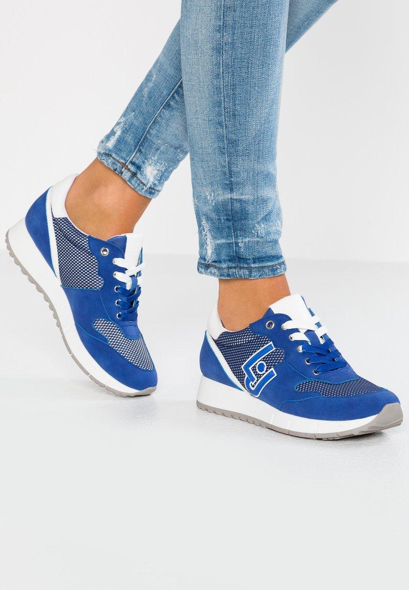 Liu Jo Jeans - GIGI - Sneaker low - blue