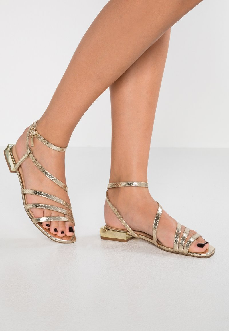 Liu Jo Jeans - GIADA - Sandalias - light gold