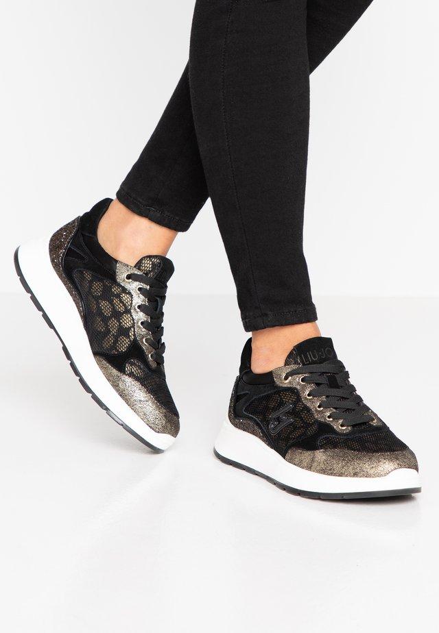 ASIA - Sneakersy niskie - gold