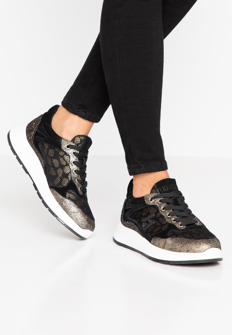 Liu Jo Jeans - ASIA - Sneakers laag - gold