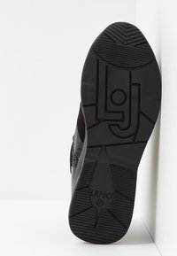 Liu Jo Jeans - KARLIE - Baskets basses - black - 6
