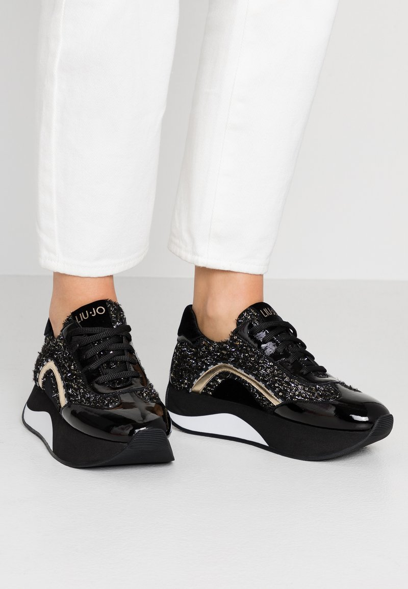 Liu Jo Jeans - HILARY  - Sneakers - black
