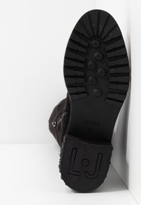 Liu Jo Jeans - NANCY - Botas mosqueteras - black - 6