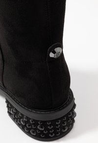 Liu Jo Jeans - NANCY - Botas mosqueteras - black - 2