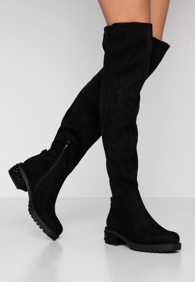 Liu Jo Jeans - NANCY - Botas mosqueteras - black