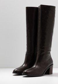 Liu Jo Jeans - OLIVIA - Støvler - dark brown - 2