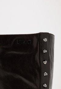 Liu Jo Jeans - OLIVIA - Støvler - dark brown - 5