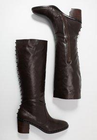 Liu Jo Jeans - OLIVIA - Støvler - dark brown - 1