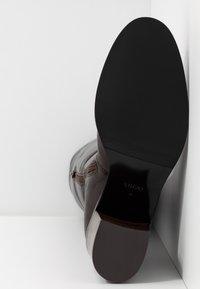 Liu Jo Jeans - OLIVIA - Støvler - dark brown - 4