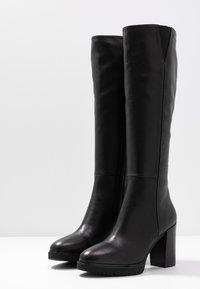 Liu Jo Jeans - ALLY - Stivali con i tacchi - black - 4