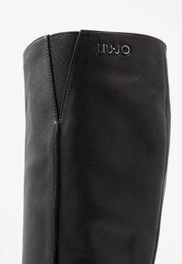 Liu Jo Jeans - ALLY - Stivali con i tacchi - black - 2