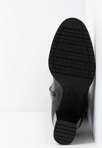Liu Jo Jeans - ALLY - Stivali con i tacchi - black - 6