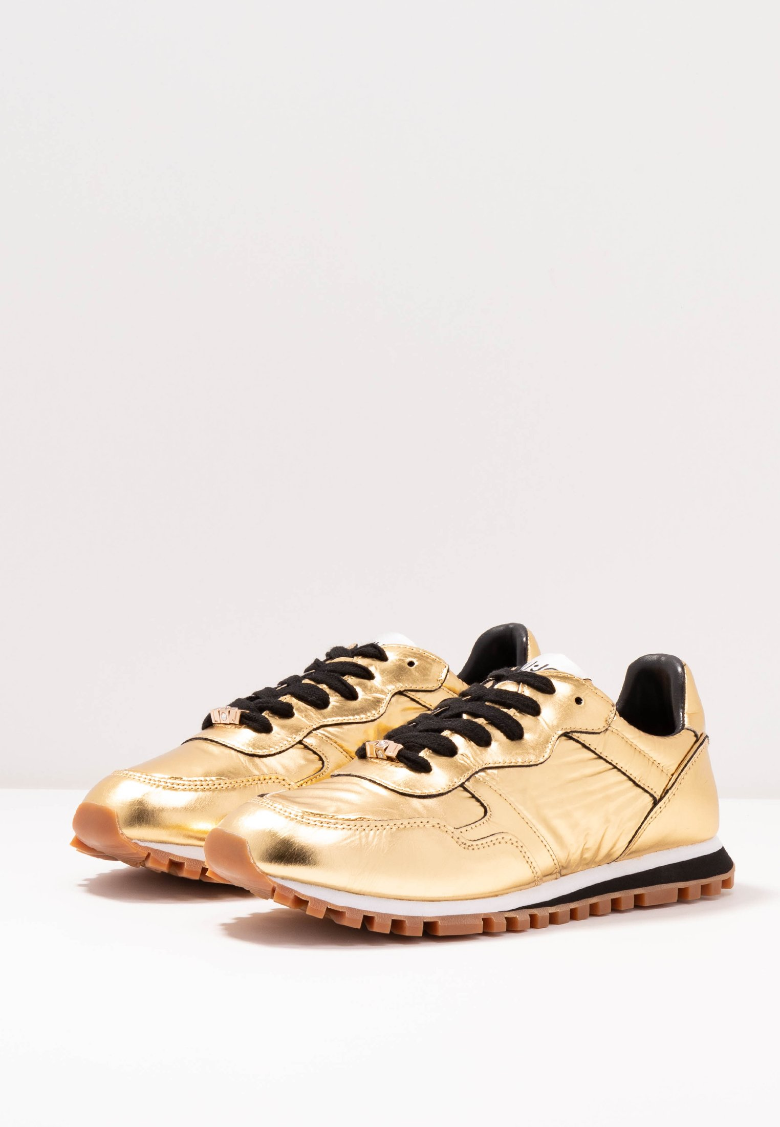 Liu Jo Jeans Sneaker low - gold - Black Friday