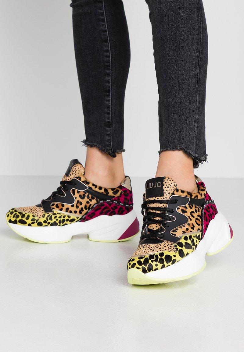 Liu Jo Jeans - JOG - Sneakersy niskie - multicolor