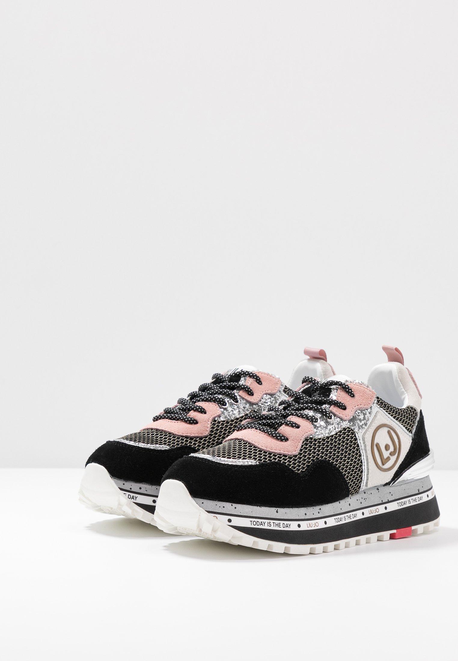 Liu Jo Jeans MAXI  - Sneakersy niskie - black