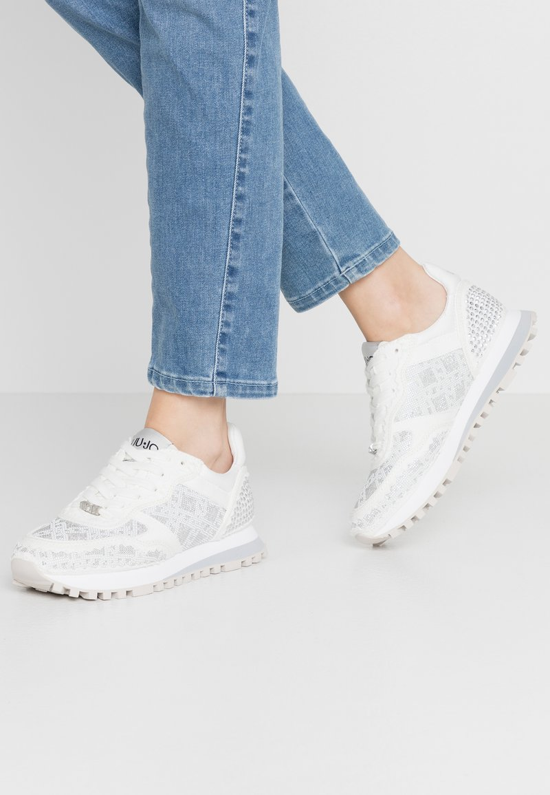 Liu Jo Jeans - Zapatillas - white