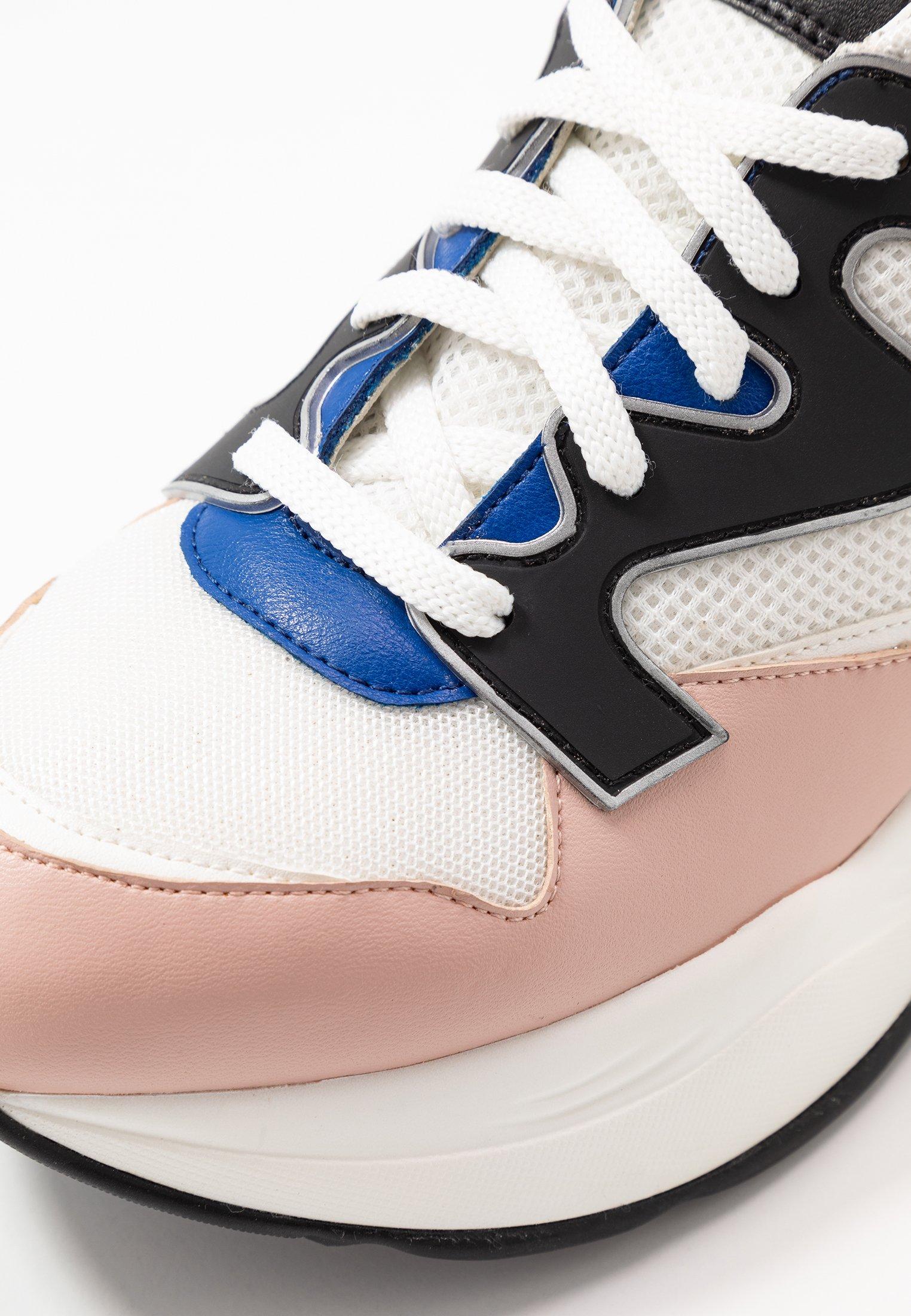 Liu Jo Jeans JOG - Sneakers - white/nude