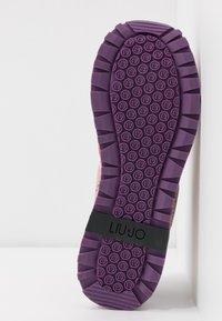 Liu Jo Jeans - MAXI - Sneakersy niskie - ligh pink - 6