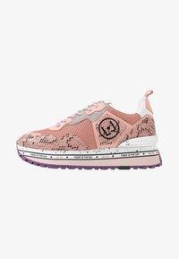 Liu Jo Jeans - MAXI - Sneakersy niskie - ligh pink - 1