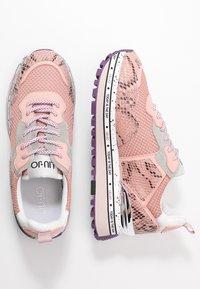 Liu Jo Jeans - MAXI - Sneakersy niskie - ligh pink - 3