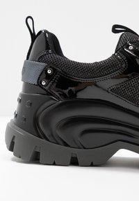 Liu Jo Jeans - WAVE - Baskets basses - black - 2