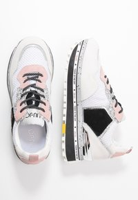 Liu Jo Jeans - MAXI - Sneakersy niskie - white - 3