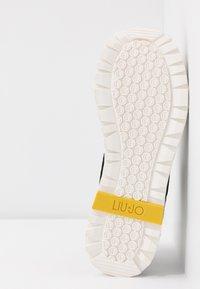 Liu Jo Jeans - MAXI - Sneakersy niskie - white - 6