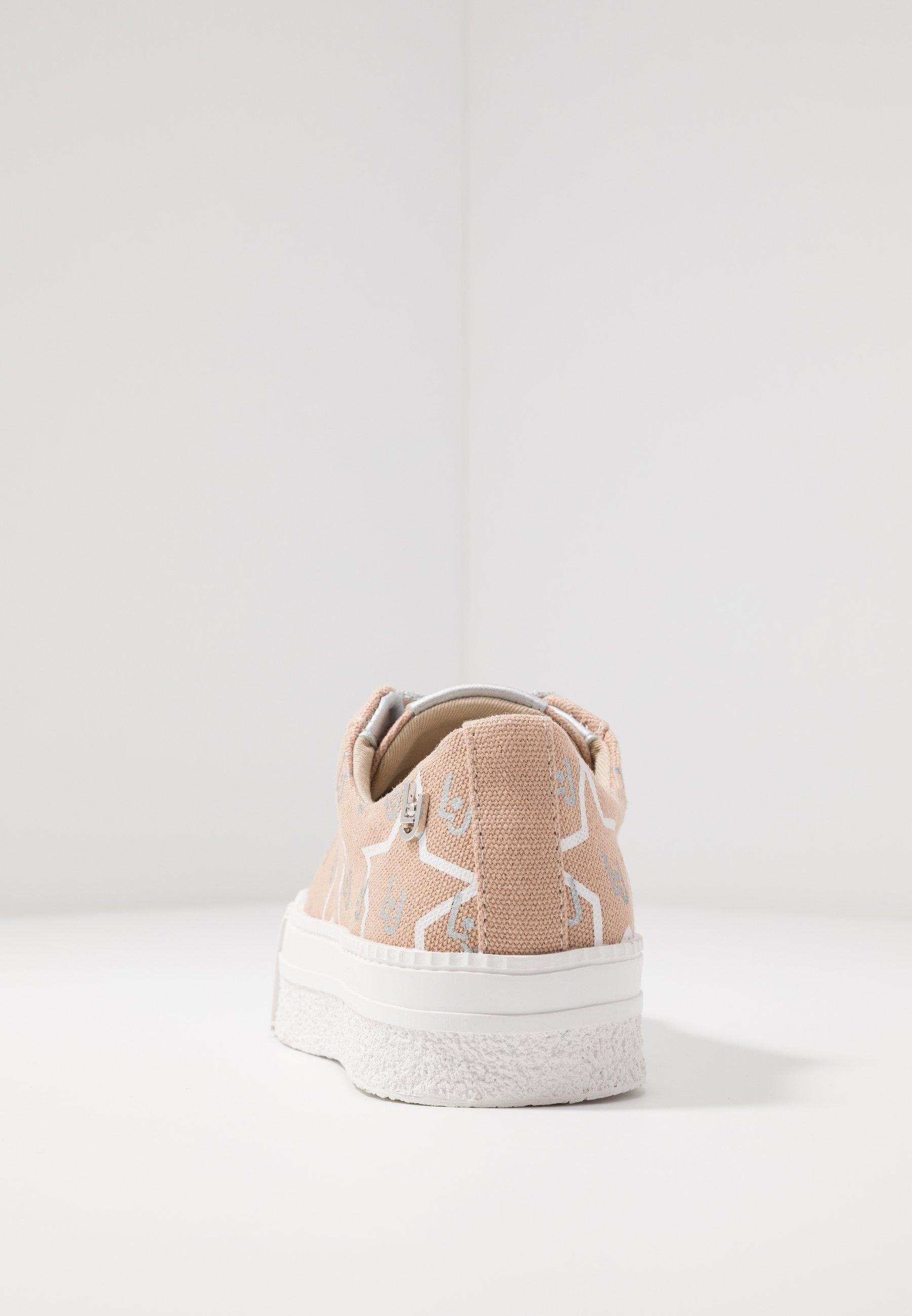 Liu Jo Jeans NETTIE - Sneakersy niskie - pink