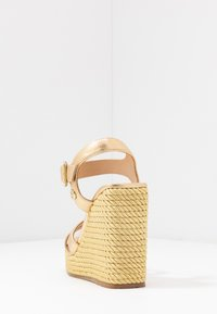 Liu Jo Jeans - LUCY  - High heeled sandals - gold - 5