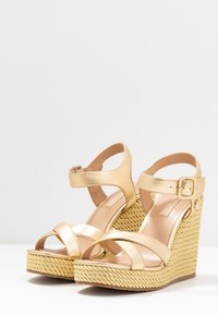 Liu Jo Jeans - LUCY  - High heeled sandals - gold - 4