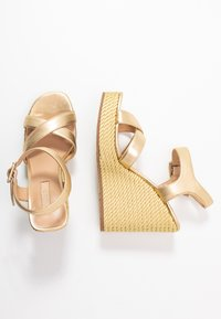 Liu Jo Jeans - LUCY  - High heeled sandals - gold - 3
