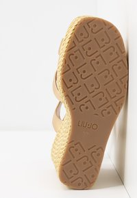 Liu Jo Jeans - LUCY  - High heeled sandals - gold - 6