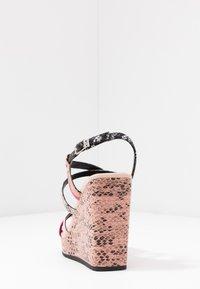Liu Jo Jeans - LUCY  - Sandali con tacco - rose - 5