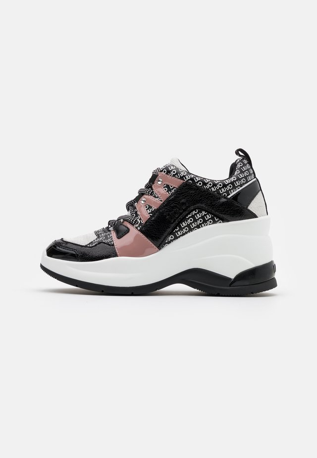 KARLIE REVOLUTION  - Sneakers - white/black
