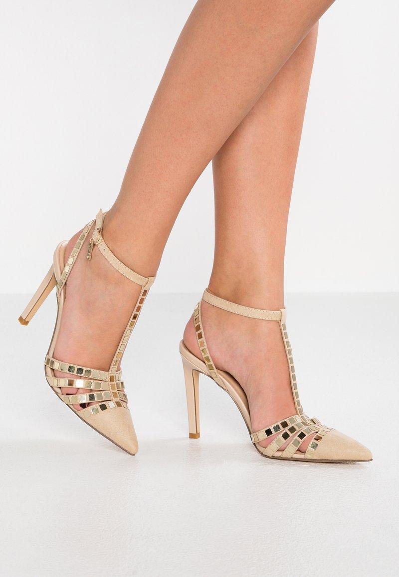 Liu Jo Jeans - ASTRID - High heels - sand