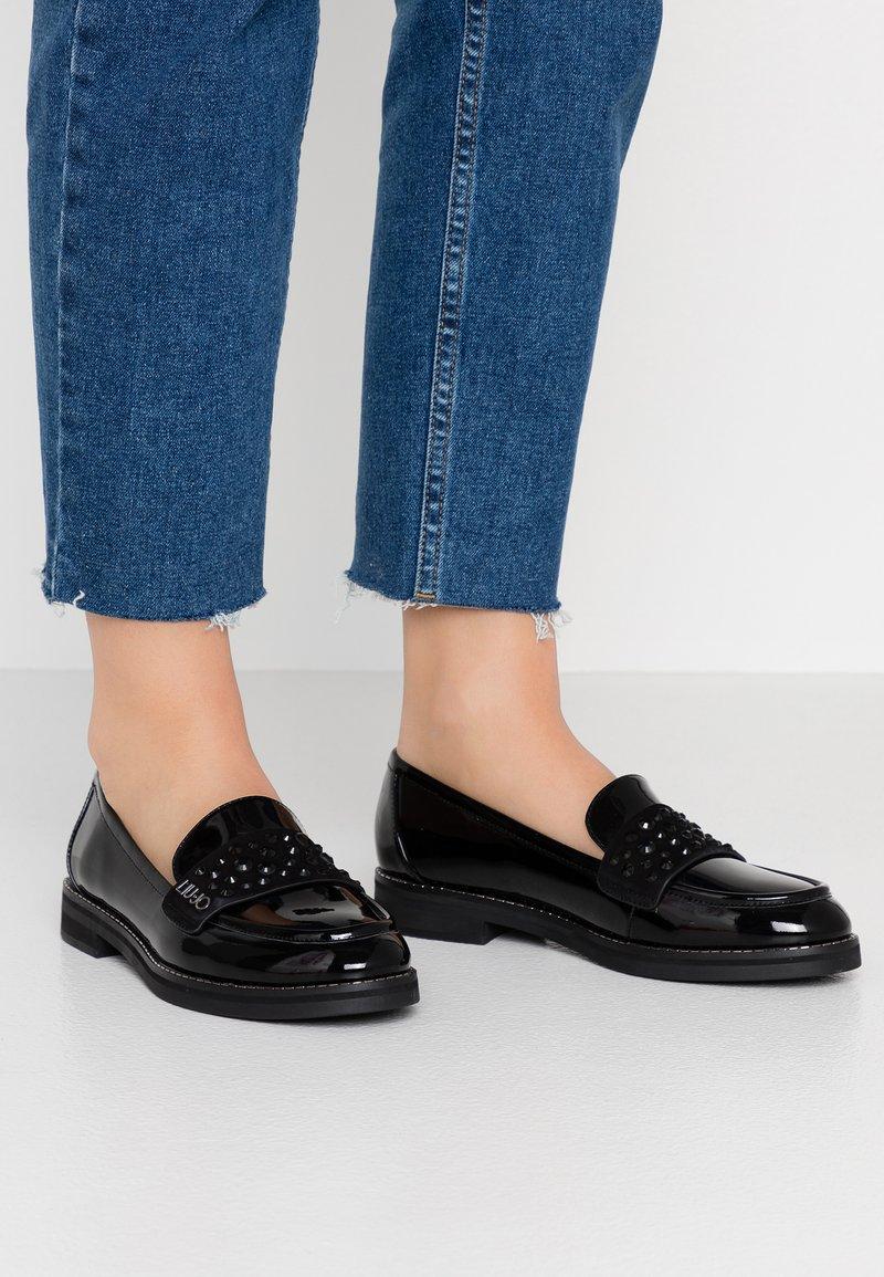 Liu Jo Jeans - TAYLOR - Slip-ons - black