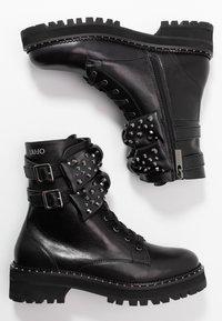 Liu Jo Jeans - Cowboy-/Bikerlaarsjes - black - 3