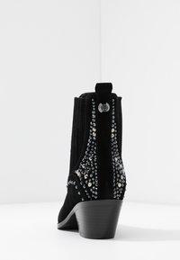 Liu Jo Jeans - BONNIE - Støvletter - black - 5