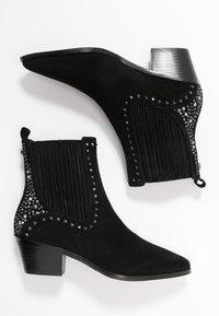 Liu Jo Jeans - BONNIE - Støvletter - black - 3