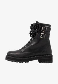 Liu Jo Jeans - Bottines à plateau - black - 1