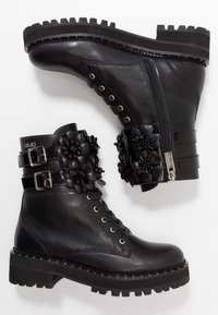 Liu Jo Jeans - Bottines à plateau - black - 3