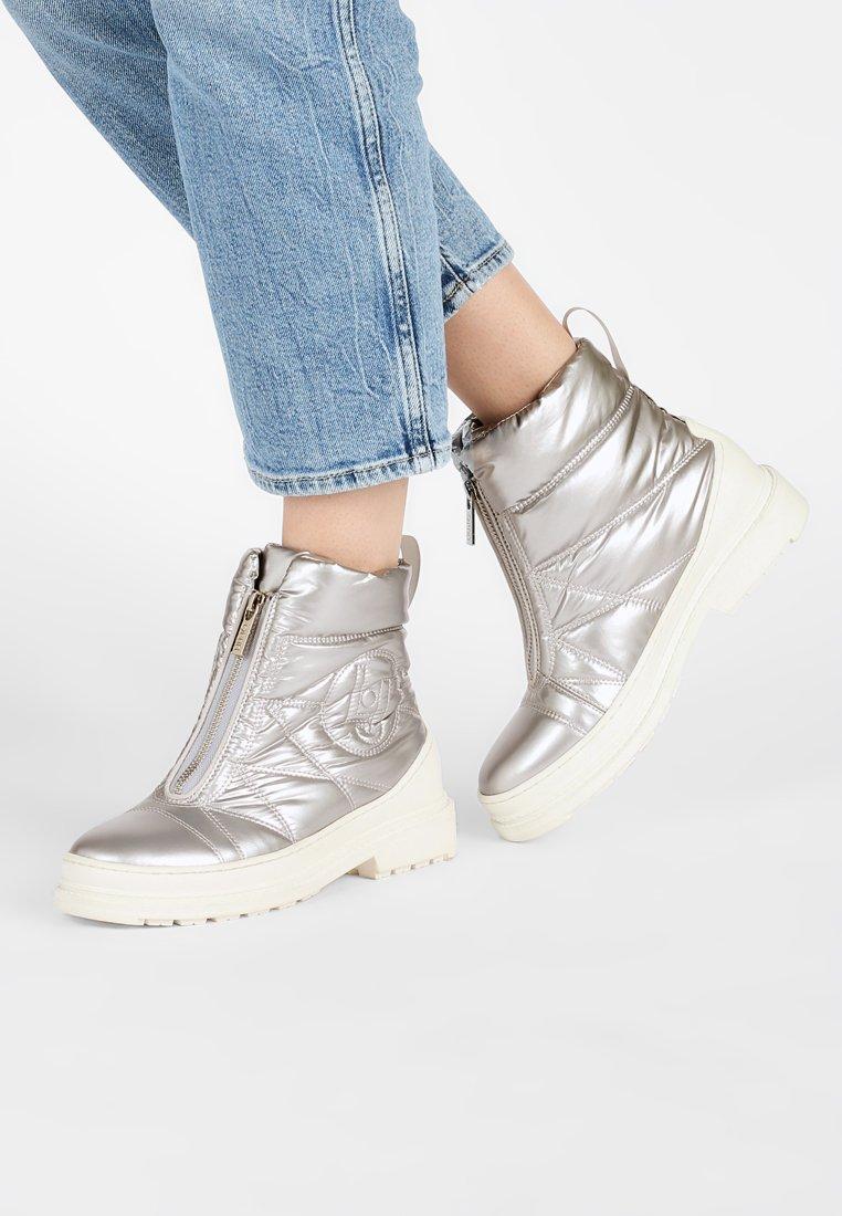 Liu Jo Jeans - ALISON  - Classic ankle boots - silver