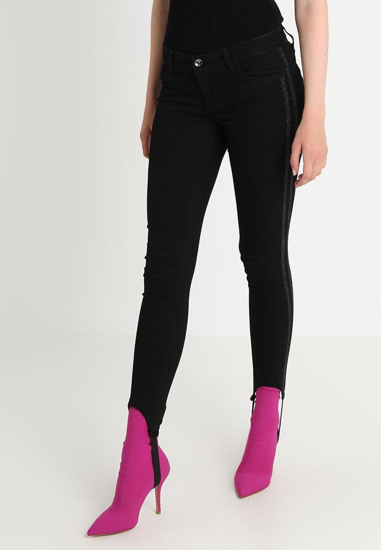 Liu Jo Jeans - GHETTY - Pantalones - nero normal