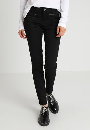 CHARMING - Jeansy Slim Fit - nero