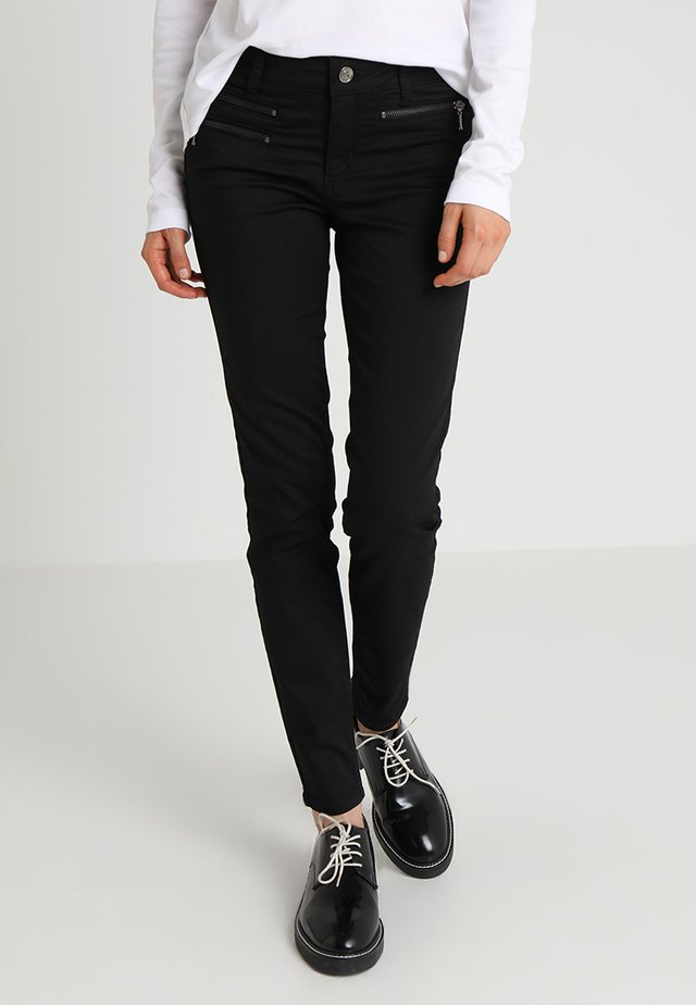 CHARMING - Jeans Slim Fit - nero