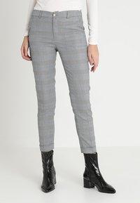 Liu Jo Jeans - NEW YORK LUXURY  - Bukser - nero/sugar - 0