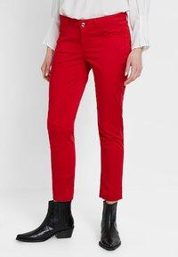 Liu Jo Jeans - MONROE - Pantaloni - feel rouge - 0